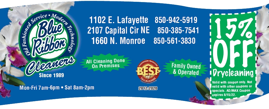 Blue Ribbon Dry Cleaners