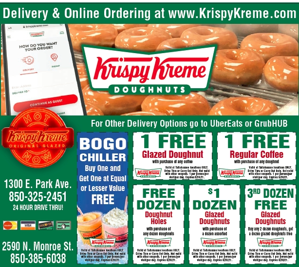 Coupons in Tallahassee